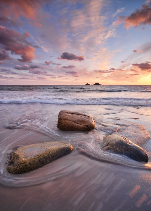 cot valley_porth nanven_west penwith_cornwall_the brisons_sea_sky_rocks_sunset_